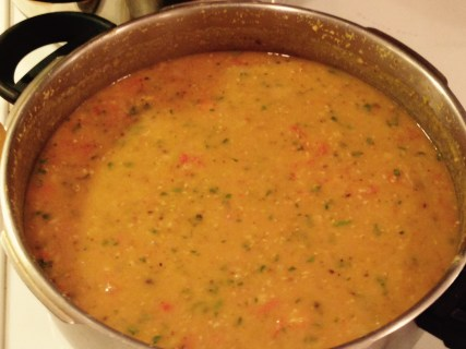 Daal in all its glory
