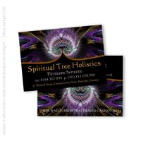 Spiritual Tree Holistic | Business Card