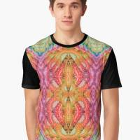 Psydefx1 Psychedelic Trippy Graphic T-Shirt