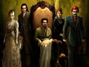 Eine schrecklich nette Familie: Die Covenants