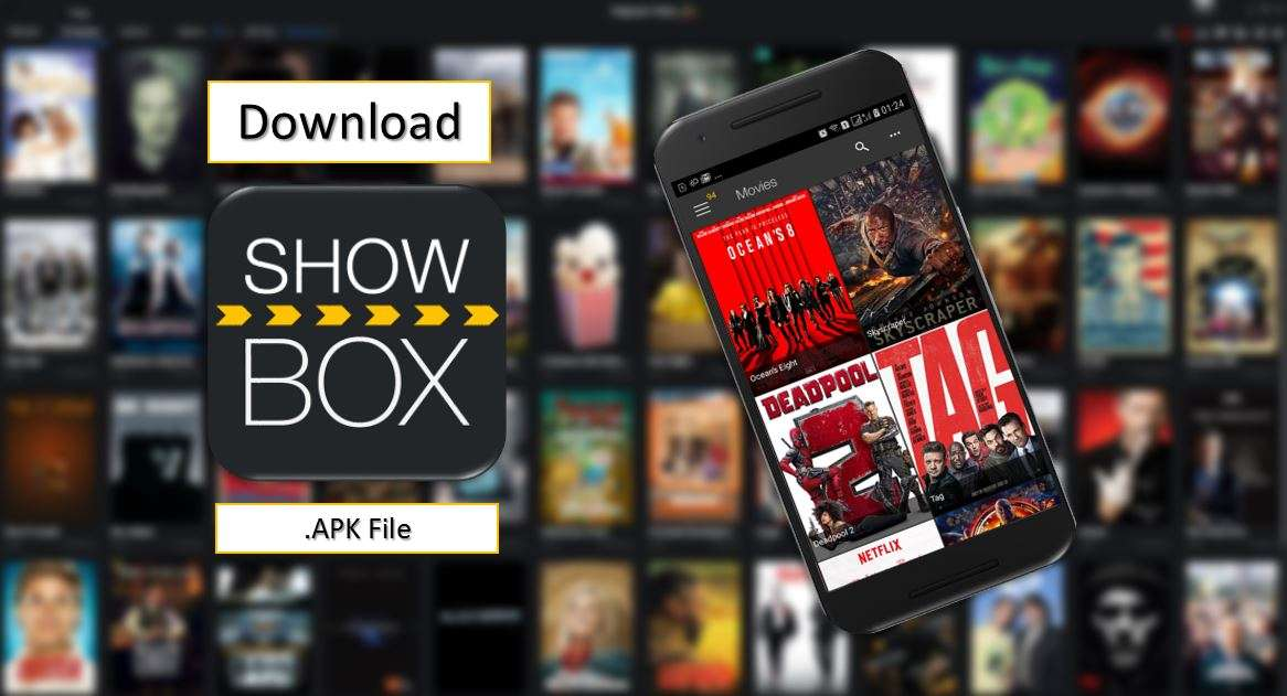 Showbox APK 5.30 Download (Official Latest Version)