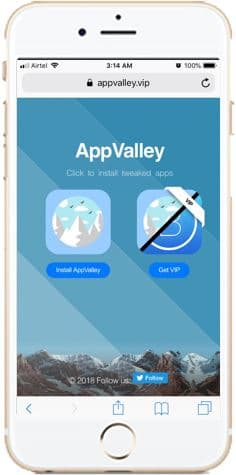 Appvalley Official Website