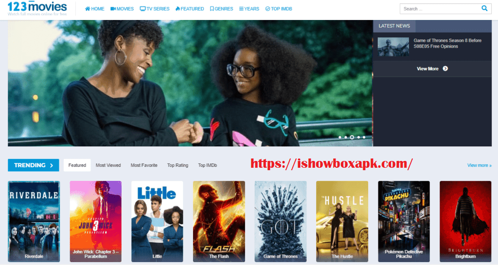 123Movies Link | Biggest Website to Stream Movies & T.V Shows