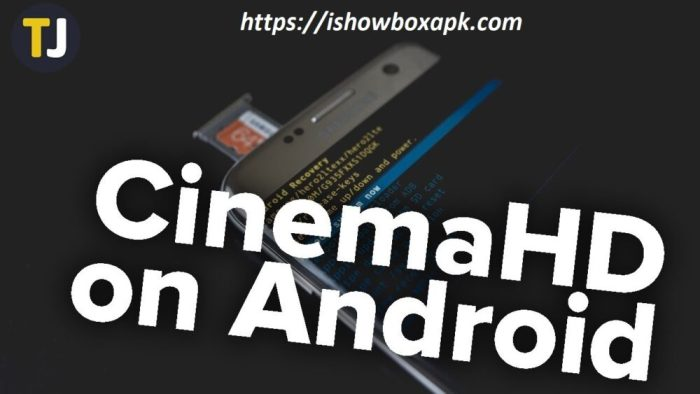 Cinema HD on Android