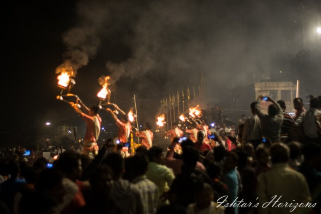 Puja de Varanasi
