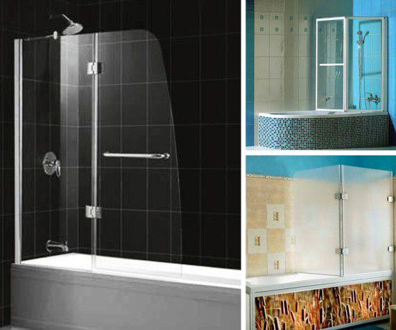 Шторка для ванной: как сделать своими руками, особенности, виды, плюсы