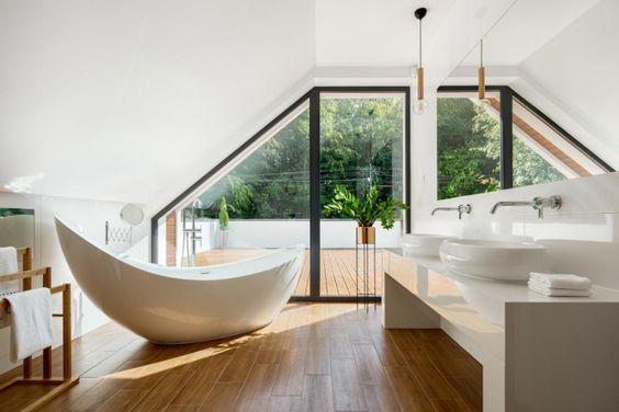 4 raisons d adopter la baignoire ilot