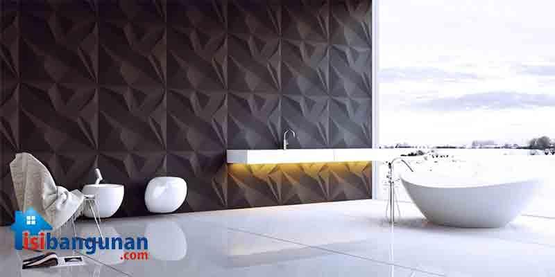 Berbagai Bangunan yang Cocok dengan Aplikasi Wall Panel 3D
