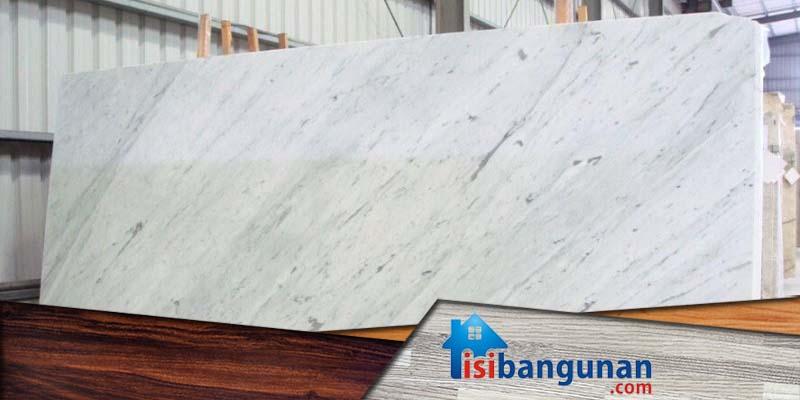 Mengenal Harga Marmer White Carrara Dan Spesifikasinya