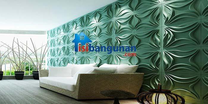 Panel Dinding Dekoratif