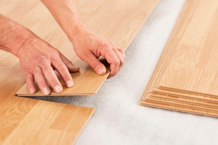 Pemasangan yang Mudah - Percantik Hunian Kesayangan dengan Lantai Vinyl Kayu