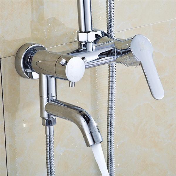 kran shower panas dingin