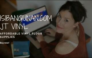 lantai vinyl adalah