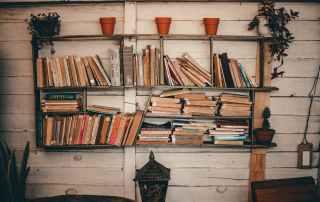 ruang baca nyaman