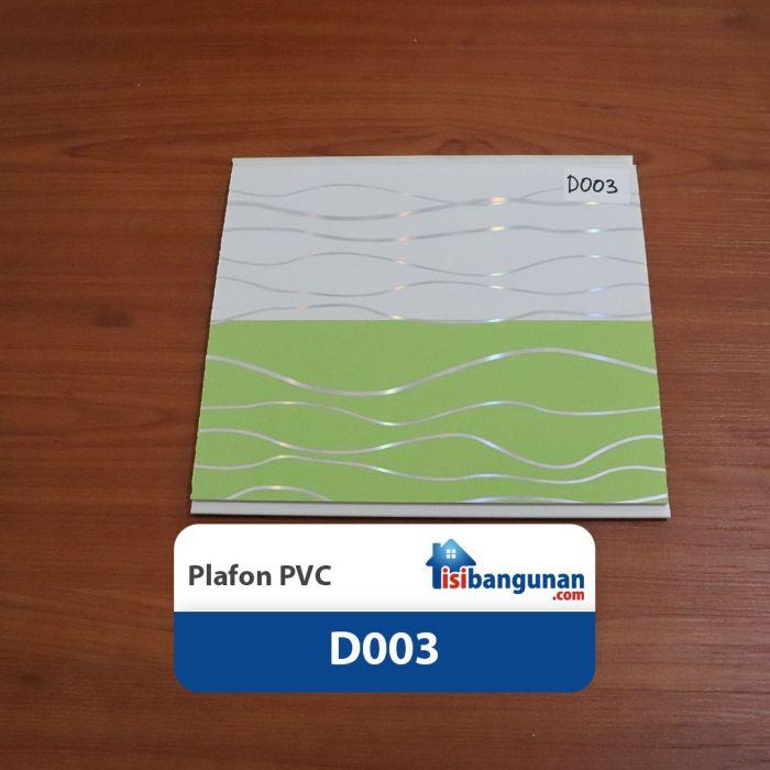 Plafon PVC - D003