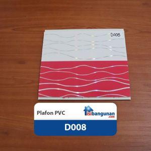 Plafon PVC - D008