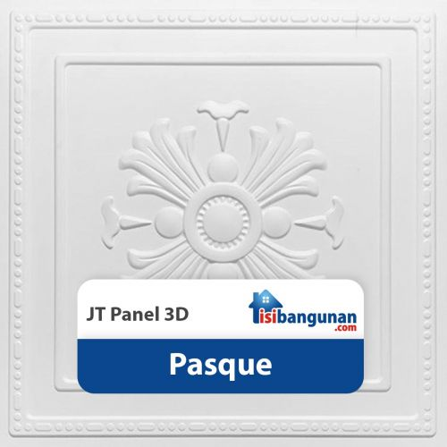 JT Panel 3D PVC - Pasque