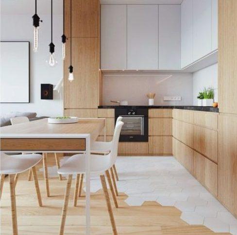 HPL untuk Kitchen Set
