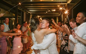 Destination Wedding at Secrets Playa Mujeres Golf