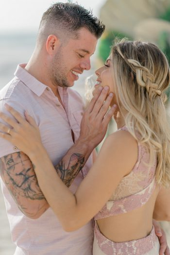 Bride and Groom Get Married in Cancun