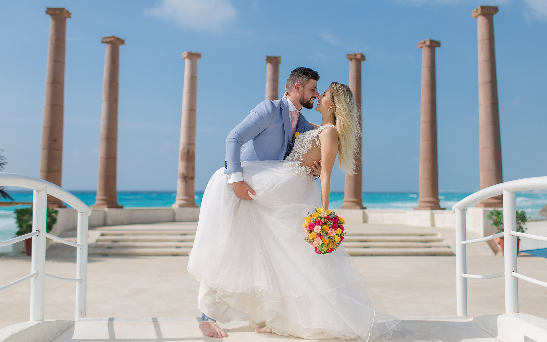 Wedding Photographer for Cancun and Riviera MAya