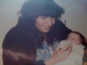 mama and baby shezzahead