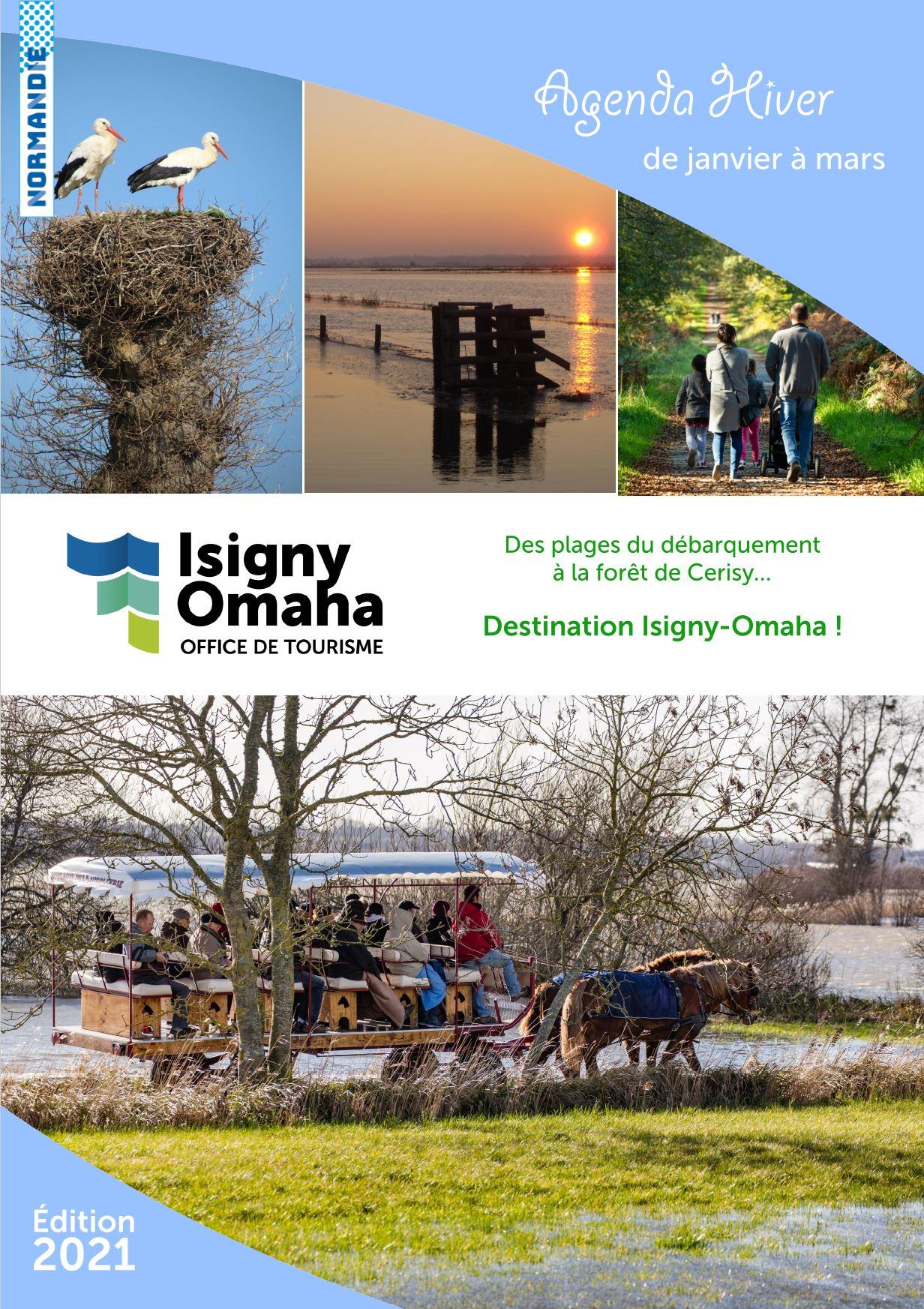 Voir la suite sur Vacances de février/Mars, le plein d'activité sur Isigny-Omaha !