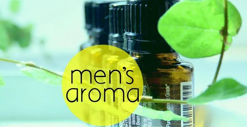 men's aroma