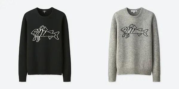JWA PJラムジャガードセーター(L)