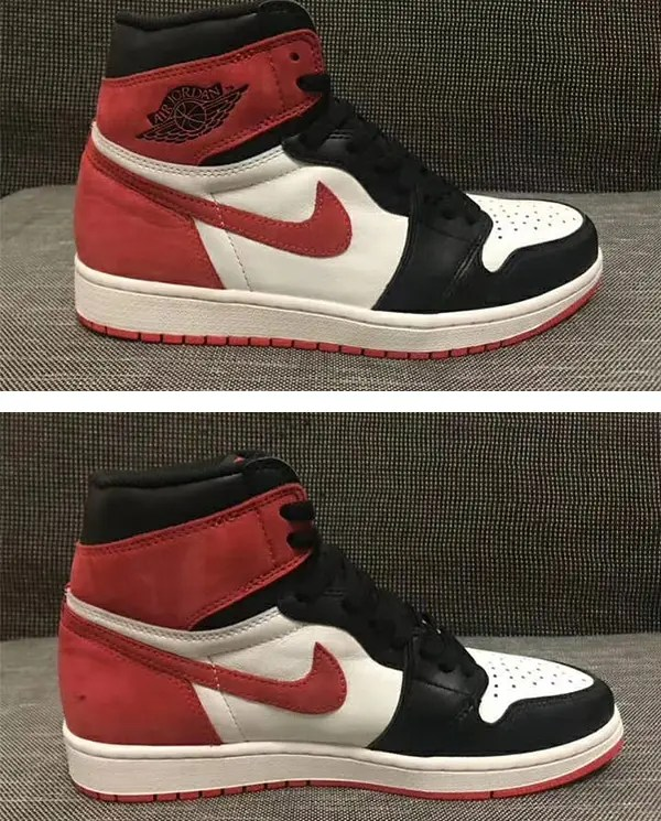 "AIR JORDAN 1 Retro High OG ""6 Rings"""