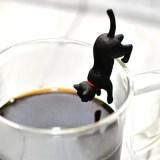 ベローチェで黒猫フィギュア「ふちねこ」がもらえた!2018年のキャンペーンで復刻らしい。