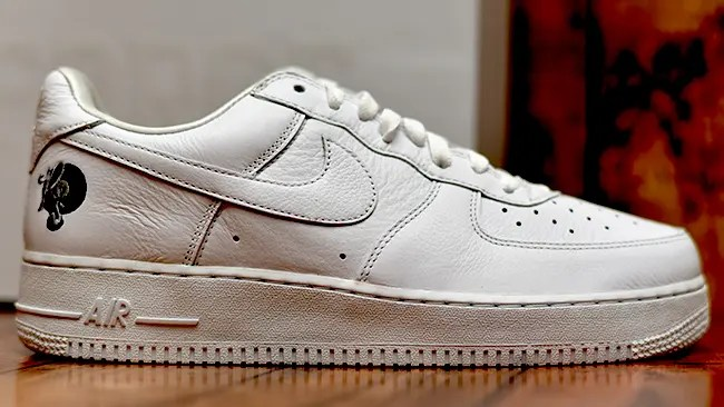 NIKE:AIR FORCE1 White-LOW