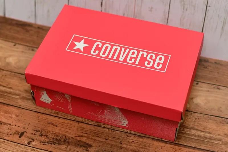 箱は変更前の赤箱デザイン
