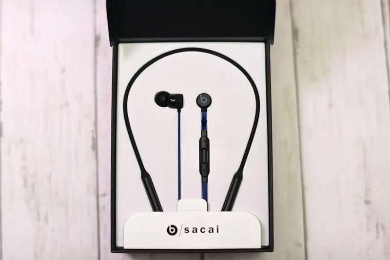 BeatsX 本体