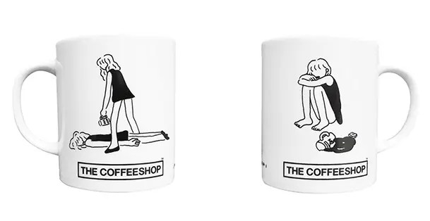 【THE COFFEESHOP × AUTO MOAI】Collaboration MUG