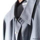 「買い損」とは無縁。オーラリー (AURALEE) ビッグシャツの絶妙すぎるサイズ感。
