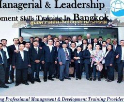 Strategic Managerial & Leadership Development Training in Bangkok, Thailand