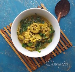 Karlyachi bhaaji