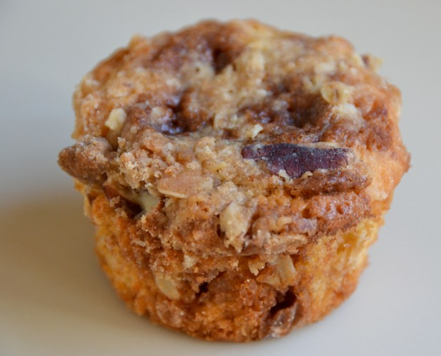 Simply Sinful Cinnamon Muffin