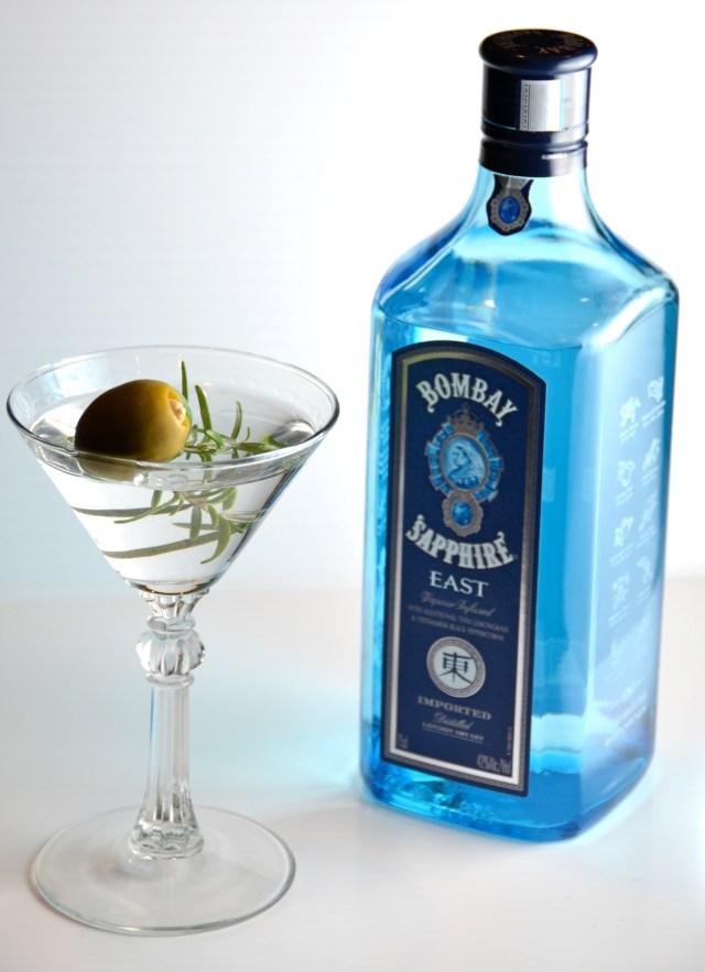 Sapphire East Martini