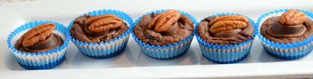 Easy Turtle Cookie Cups