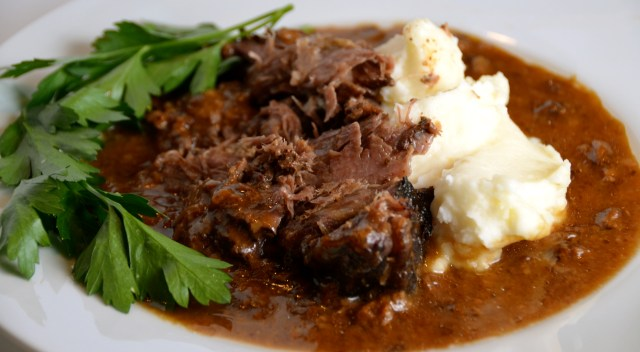 Lick Your Plate Clean Slow Cooker Pot Roast
