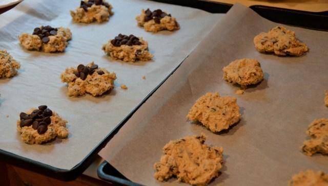 Chocolate Chip Stuffed Cookies