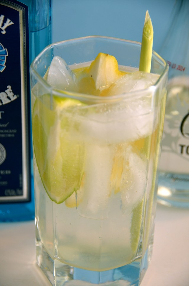 Bombay Sapphire East Gin & Tonic
