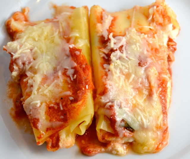 Easy Lasagna Roll-Ups