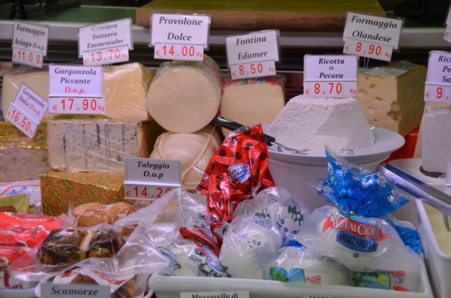 Glorious cheeses