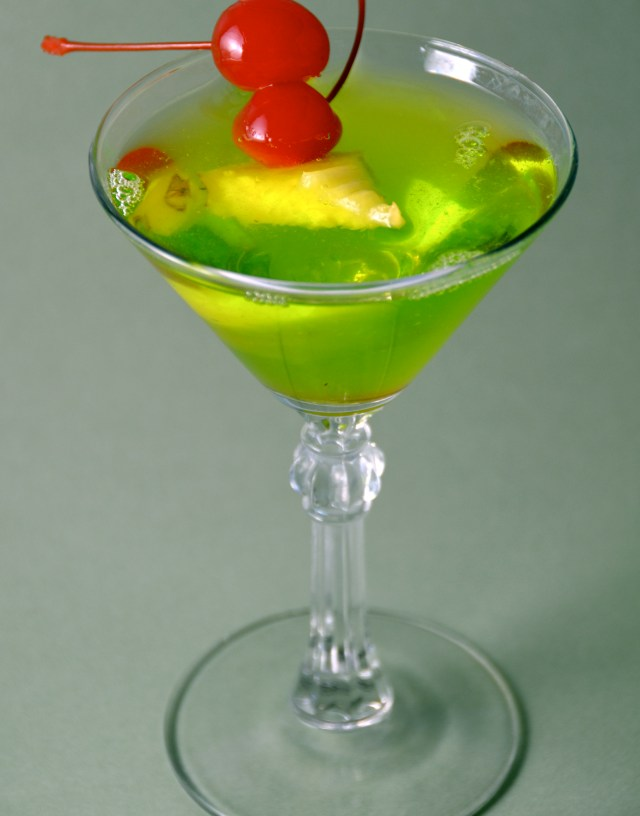 Fantasy Island Cocktail