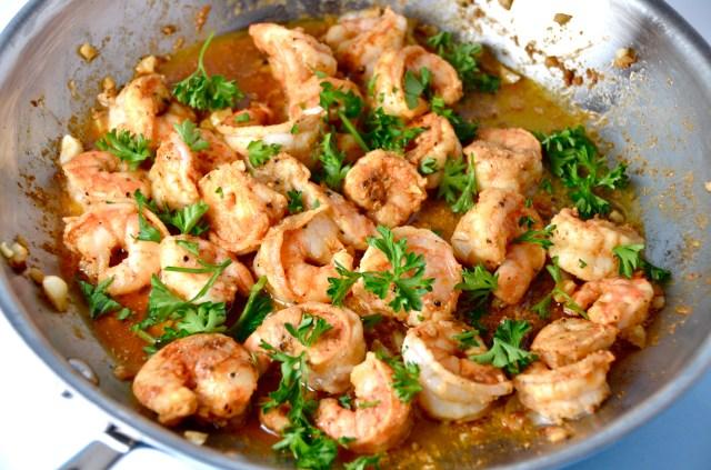 The Simplest & Best Shrimp