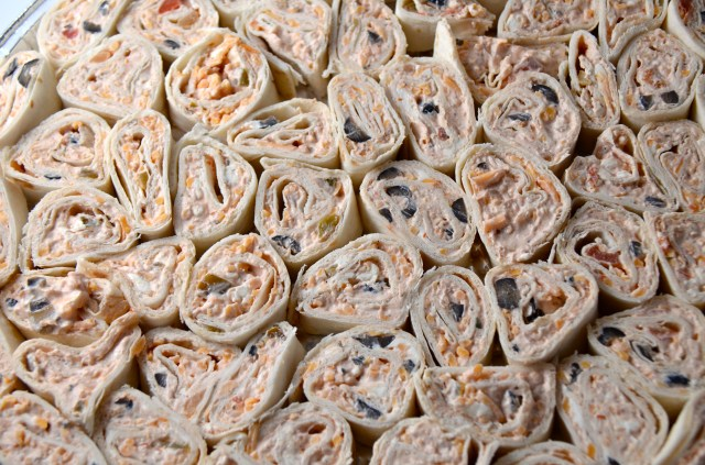 Tortilla Rollups