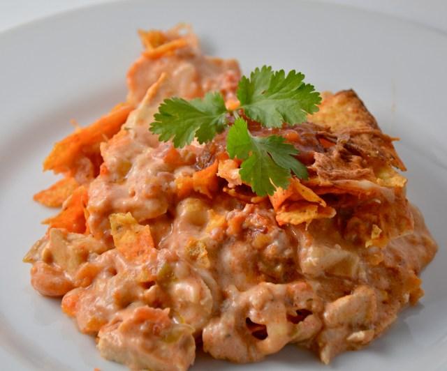 Doritos Chicken Casserole